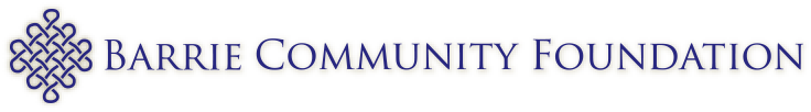 Barrie Community Foundation Logo